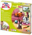 Полимерная глина FIMO kids form&play Детский набор Домашний любимец (8034 02 LZ)