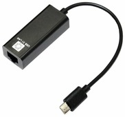 Ethernet-адаптер 5bites UA3C-45-08BK