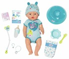 Интерактивная кукла Zapf Creation Baby Born Мальчик, 43 см, 824-375
