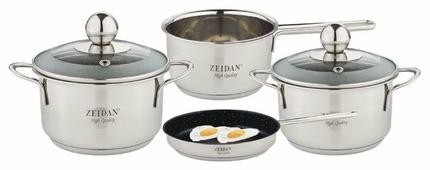Набор посуды Zeidan Z-50627 6 пр.