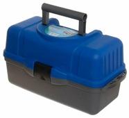 Ящик для рыбалки HELIOS трехполочный 43х22х24см