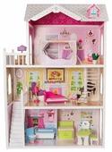 """Eco Toys кукольный домик """"California"""" 4107"""