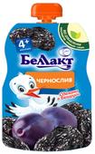 Пюре Беллакт чернослив (с 4 месяцев) мягкая упаковка 90 г, 1 шт