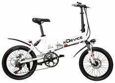 Электровелосипед xDevice xBicycle 20 (2018)