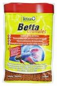 Сухой корм Tetra Betta Granules для рыб