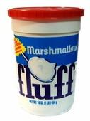 Кремовый зефир Marshmallow Fluff Vanilla 454 г