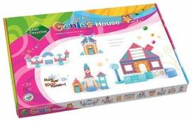 Магнитный конструктор Genii Creation GH14041 Дом