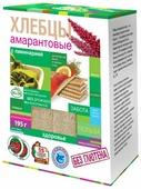 Хлебцы амарантовые Di & Di с ламинарией (коробка) 195 г