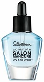 Верхнее покрытие Sally Hansen Salon Manicure Dry & Go Drops 11 мл