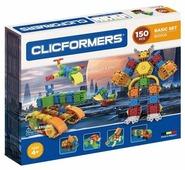Магнитный конструктор Magformers Clicformers 801005 Basic Set 150
