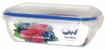Oriental Way Контейнер прямоугольный для СВЧ NeoWay Enjoy CP1022A