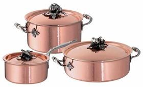 Набор посуды Ruffoni Opus Cupra 6 пр.