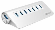 USB-концентратор ORICO M3H7, разъемов: 7