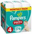 Подгузники-трусики PAMPERS Pants 4 Maxi 9-15 кг 176 штук (8001090807922)