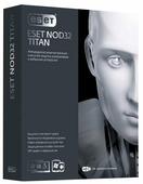 ESET NOD32 TITAN version 2 (3 ПК, 1 год) коробочная версия
