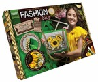 Danko Toys Набор для вышивания лентами и бисером Fashion Bag Подсолнухи (FBG-01-01)