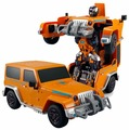 Робот-трансформер Jia Qi Troopers Velocity Внедорожник