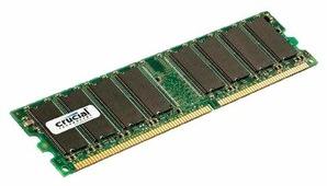 Оперативная память 2 ГБ 1 шт. Crucial CT25672Y335