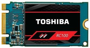 Твердотельный накопитель Toshiba THN-RC10Z2400G8(TS