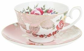 Best Home Porcelain Набор чайных пар 4 предмета, 250 мл (подарочная упаковка)