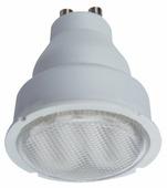 Лампа люминесцентная Ecola G10V07ECG, GU10, MR16, 7Вт