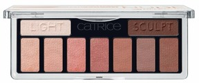 CATRICE Палетка теней для век The Fresh Nude Collection Eyeshadow Palette
