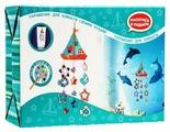 Раскрась и подари набор Сделай сам украшение для комнаты Морское путешествие (Z105)