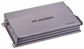Автомобильный усилитель Gladen RC 70c4