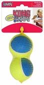 Мячик для собак KONG Ultra SqueakAir большой, 2 шт (AUT1E)