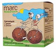 Печенье Marc 100% натурально Гречневое с диким мёдом и лимоном, 50 г
