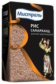 Рис Мистраль Самарканд красный шлифованный круглозерный 500 г