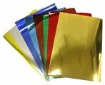 Цветная бумага Металлик bestex, A4, 5 л., 5 цв.