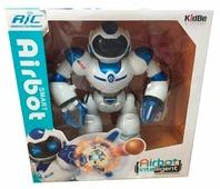 Интерактивная игрушка робот Shantou Gepai Airbot A998224M-W