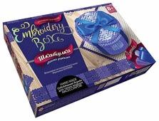Danko Toys Набор для вышивания Embroidery Box Шкатулка Набор 2 (EMB-01-02)
