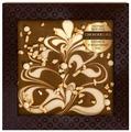 Шоколад Chokodelika Узорный молочный с карамелью и воздушным рисом