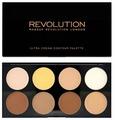 REVOLUTION Палетка для контурирования Ultra Cream Contour Palette