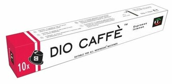 KSP Caffe Кофе в капсулах Dio Caffe Espresso Intenso (10 капс.)