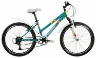Подростковый горный (MTB) велосипед FORWARD Iris 24 1.0 (2019)