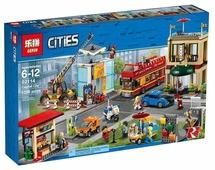 Конструктор Lepin Cities 02114 Столица