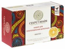 Набор для приготовления шоколада Секрет Майя Master Honey 720 г