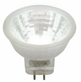 Лампа светодиодная Uniel UL-00001703, GU4, MR11, 3Вт