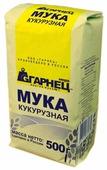 Мука Гарнец кукурузная, 0.5 кг