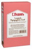 С.Пудовъ Смесь для выпечки хлеба Сладкий кукурузный хлеб, 0.5 кг