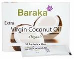 Baraka Масло кокосовое нерафинированное, саше