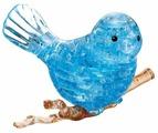 Пазл Crystal Puzzle Голубая птичка (90225), 48 дет.