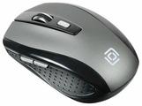 Мышь Oklick 635MB Silver-Black Bluetooth
