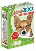Добавка в корм Доктор ZOO для собак Со вкусом печени и биотином