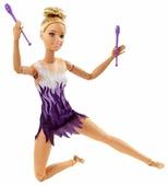 Кукла Barbie Безграничные движения Гимнастка, 29 см, FJB18