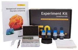 Набор LEVENHUK для опытов с микроскопом K50
