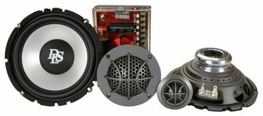 Автомобильная акустика DLS UPi36